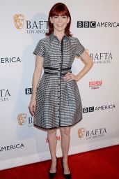 Carrie Preston – BAFTA Los Angeles TV Tea Party in West Hollywood 09/17/2016