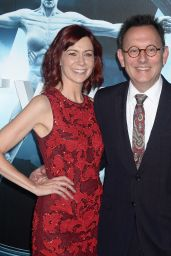 Carrie Preston – HBO's Westworld Premiere in Los Angeles 9/28/2016