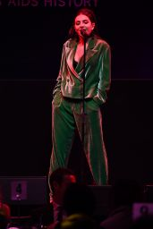 Charli XCX - amFAR Gala in Milan, Italy 9/24/ 2016
