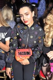 Charli XCX - Moschino S/S 2017 Show in Milan 9/21/2016