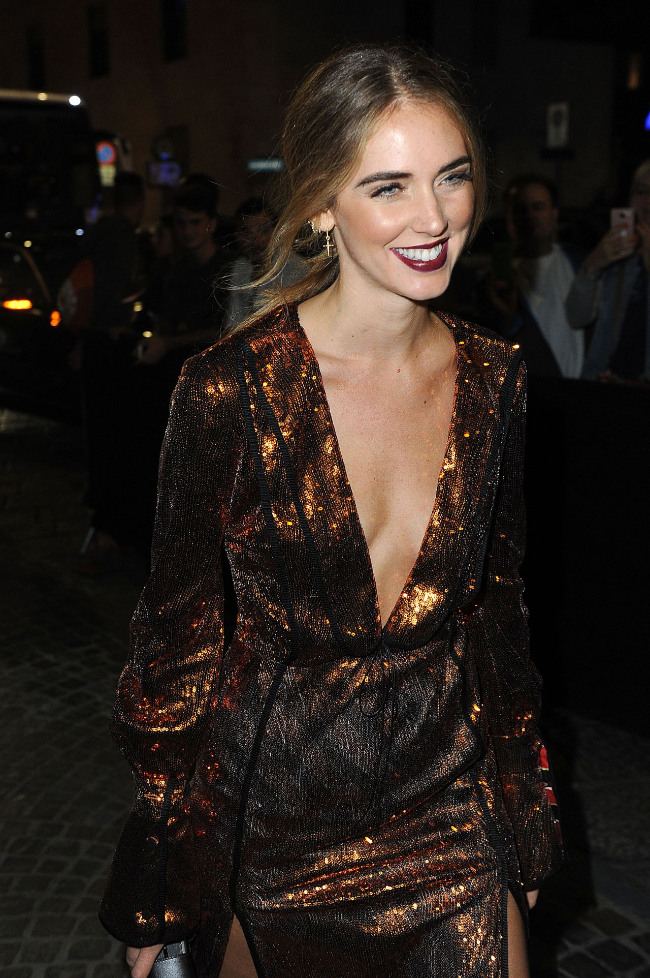 Chiara Ferragni – amfAR Milano 2016 at La Permanente in ...