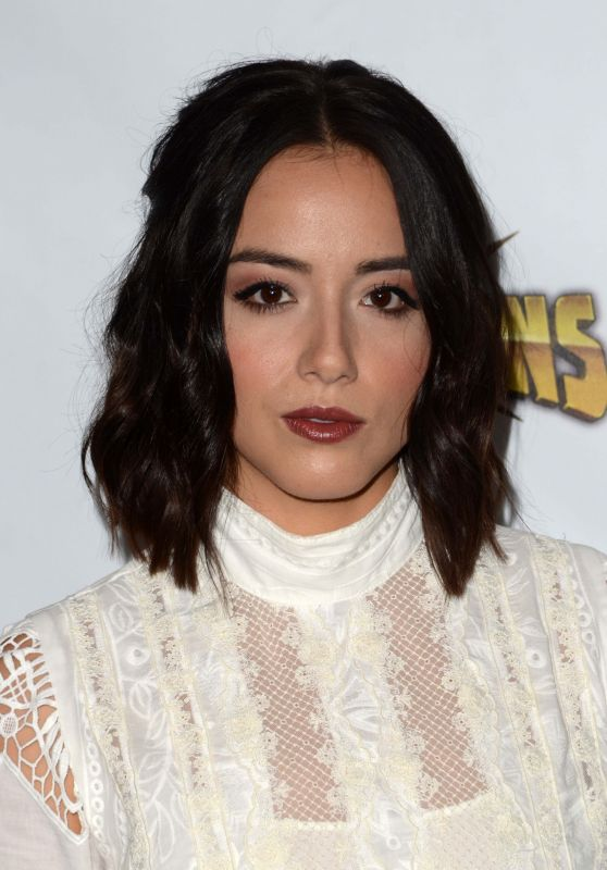 Chloe Bennet – 'Agents of S.H.I.E.L.D.' Season 4 Premiere in Los Angeles 9/19/2016