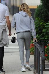 Chloe Moretz - Out and About in New York City 9/6/2016