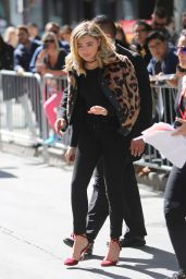 Chloe Moretz Style - Arriving at TIFF in Toronto 9/16/2016