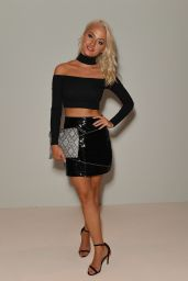 Chloe Paige – Rocky Star Catwalk Show S/S 2017 in London 9/16/2016