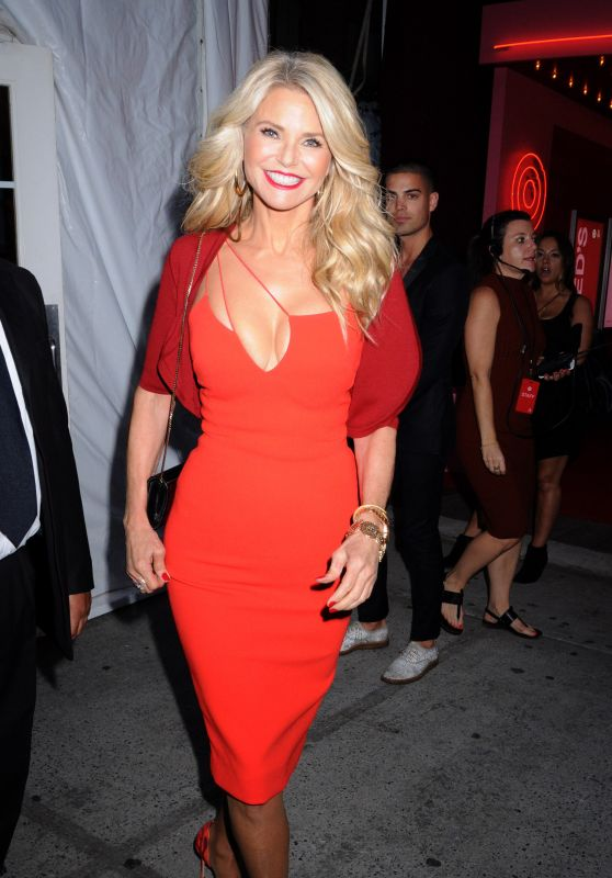 Christie Brinkley - Target + IMG NYFW Kickoff Party in New York City 9/6/2016