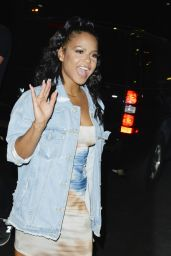 Christina Milian - Jordyn Woods x Boohoo Launch Party in Hollywood 8/31/2016