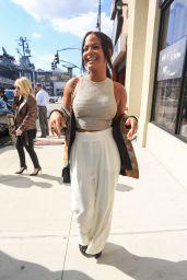 Christina Milian - New York Fashion Week, 9/12/2016