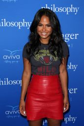 Christina Milian - Welcome to the Age of Cool Event in West Hollywood 9/22/2016