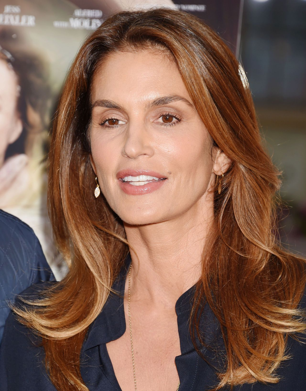 How tall is cindy crawford-8911