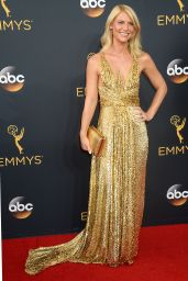 Claire Danes - Emmy Awards in Los Angeles 09/18/2016
