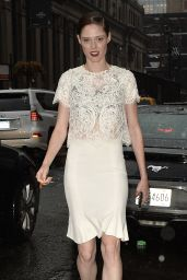 Coco Rocha – The Marchesa Spring/Summer 2017 Fashion Show in New York City 9/14/2016