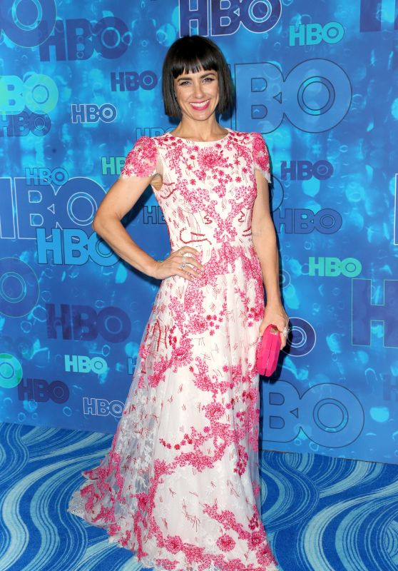 Constance Zimmer – HBO's Post Emmy Awards Reception in Los Angeles 09/18/2016