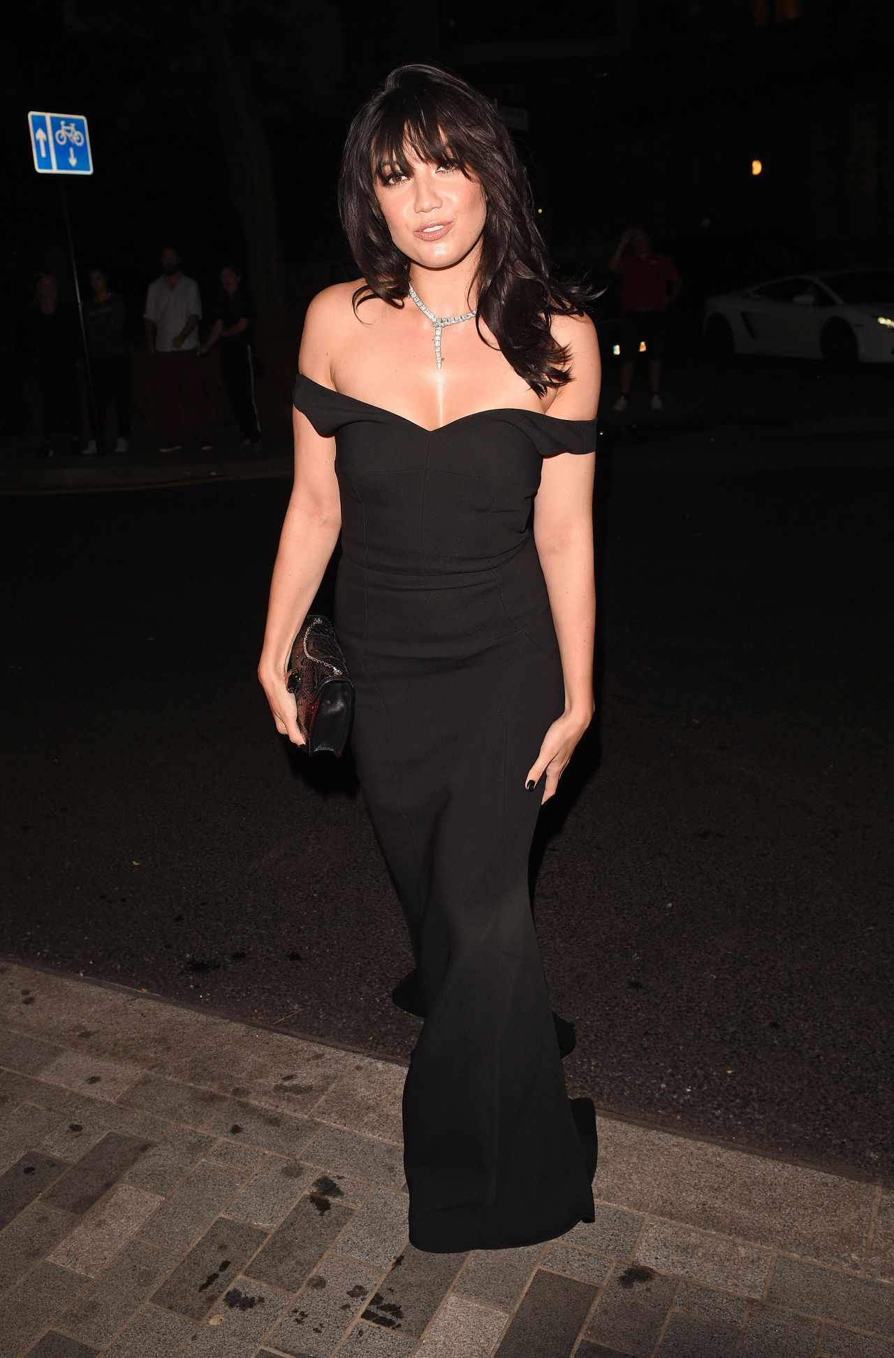 Daisy Lowe Gq Men Of The Year Awards In London 9 6 2016