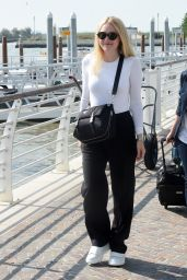 Dakota Fanning at the 73rd Venice Film Festival, Italy 9/4/2016