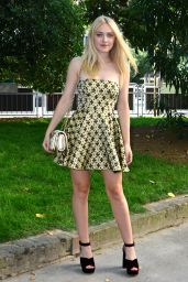 Dakota Fanning - Miu Miu Women