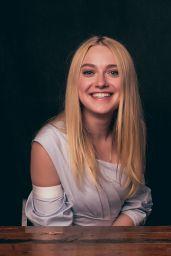 Dakota Fanning - TIFF 2016 Portraits