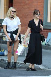 Dakota Johnson Shopping in NYC 9/8/2016