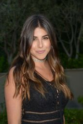 Daniella Monet - Mercy for Animals Hidden Heroes Gala in Los Angeles, September 2016
