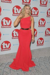 Danielle Armstrong – TV Choice Awards in London 9/5/2016