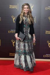 Danielle Fishel – Creative Arts Emmy's Awards in Los Angeles 9/10/2016