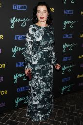 Debi Mazar – 'Younger' Season 3 and 'Impastor' Season 2 Premiere in New York Premiere 9/27/ 2016