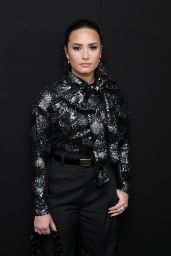 Demi Lovato - Marc Jacobs Spring 2017 Fashion Show in New York City 09/15/2016