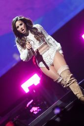 Demi Lovato Performing in Nashville, Tennessee 9/7/2016