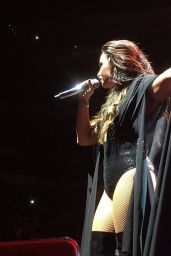Demi Lovato Performs in Dallas, TX 9/12/2016