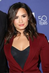 Demi Lovato - Social Good Summit at 92Y in New York 9/19/2016