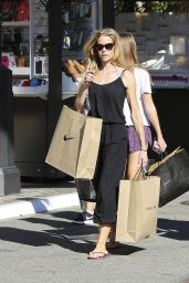 Denise Richards Shopping in West Hollywood, CA 8/31/2016