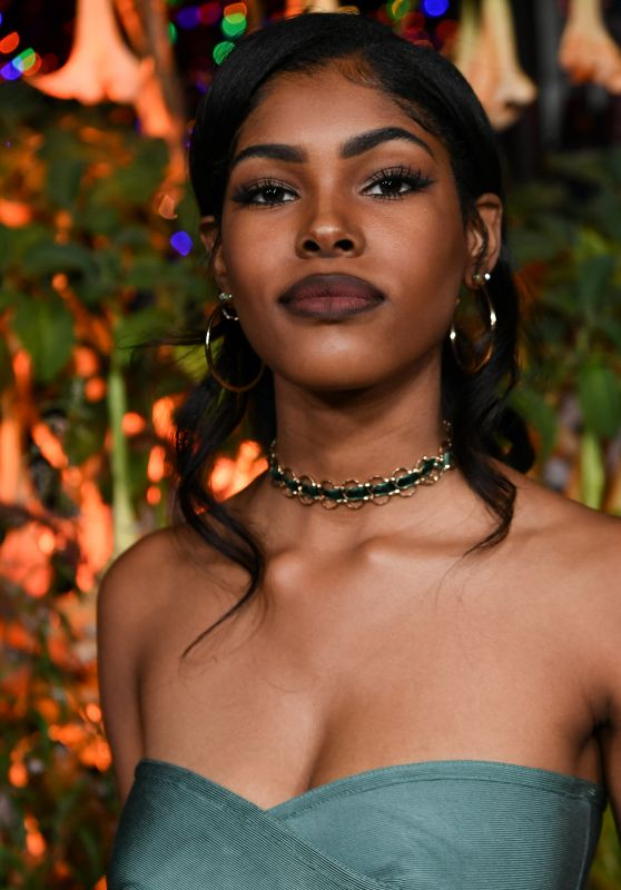 Diamond White – Teen Vogue Young Hollywood Party in Los Angeles 09/23/2016