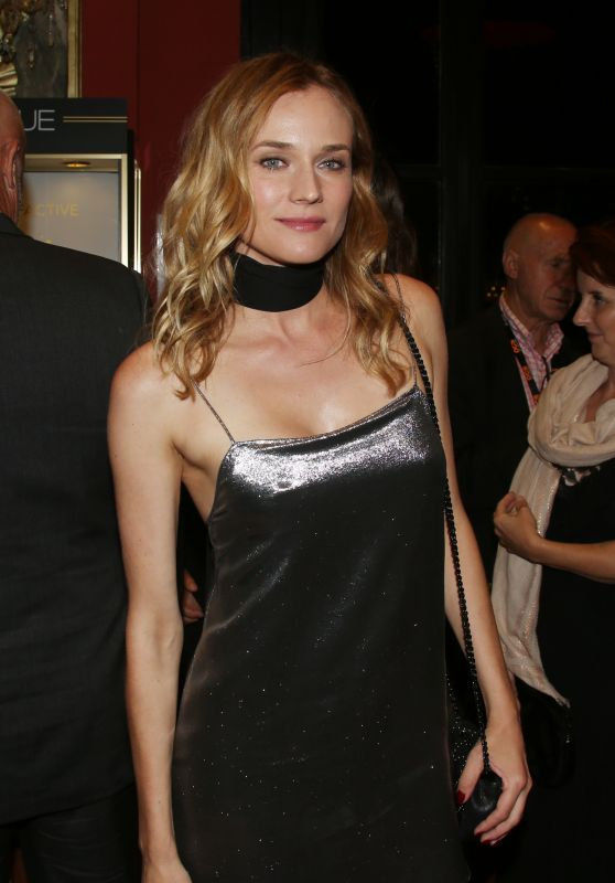 Diane Kruger - 42nd Deauville American Film Festival Opening Dinner - Deauville, France 9/2/2016