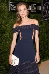 Diane Kruger - Vanity Fair 2016 Best Dressed Reception in NYC 9/22/2016