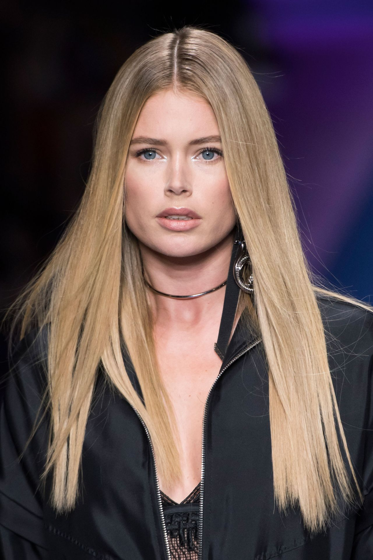 DOUTZEN KROES at CFDA Fashion Awards in New York 06/03