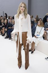 Elena Perminova – The Chloe Spring/Summer 2017 Show – in Paris Fashion Week 9/29/2016
