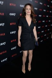 Elizabeth Reaser – Netflix's Easy Premiere in West Hollywood 9/14/2016