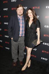 Elizabeth Reaser – Netflix's Easy Premiere in West Hollywood 9/14/2016