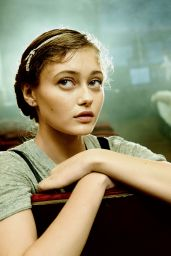 Ella Purnell - Photoshoot For Teen Vogue September 2016 Issue