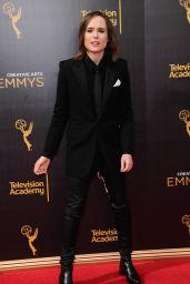 Ellen Page – Creative Arts Emmy Awards 2016 in Los Angeles