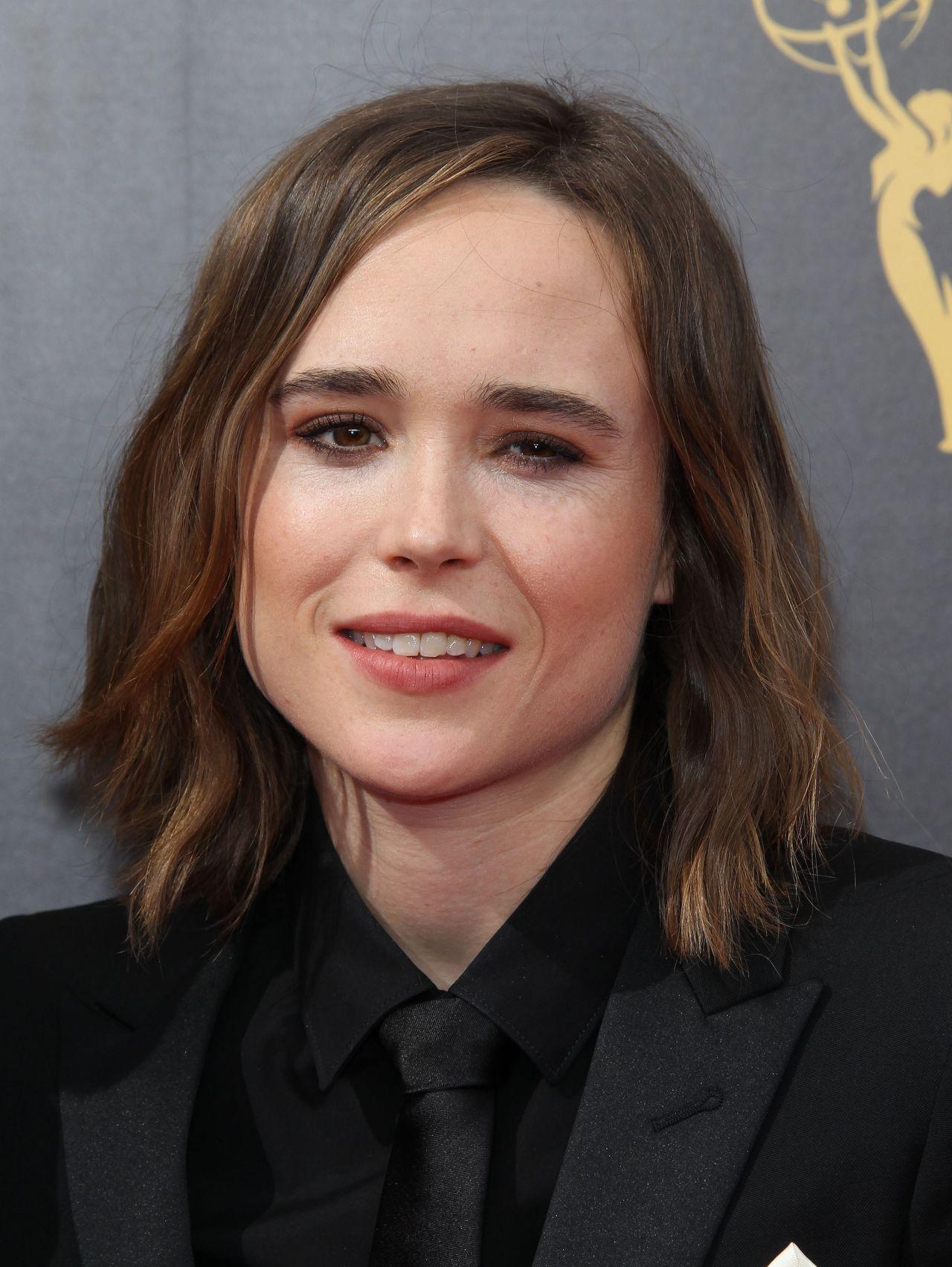 Ellen Page – Creative Arts Emmy Awards 2016 in Los Angeles Ellen Page