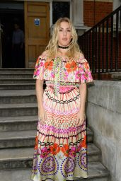 Ellie Goulding - Temperley Fashion Show at Lindley Hall in London 9/18/2016