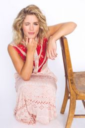 Emily Bett Rickards - NKD magazine photoshoot September 2016
