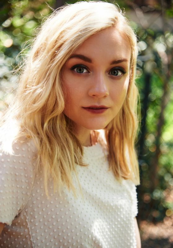 Emily Kinney - Women's Wear Daily Photoshoot 2016