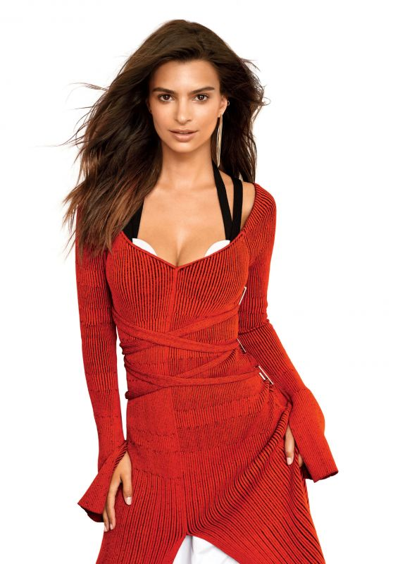Emily Ratajkowski - Glamour Magazine US, October 2016 Issue