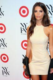 Emily Ratajkowski - Target + IMG NYFW Kickoff Event in New York City 9/6/2016
