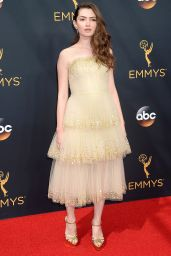 Emily Robinson – 68th Annual Emmy Awards in Los Angeles 09/18/2016