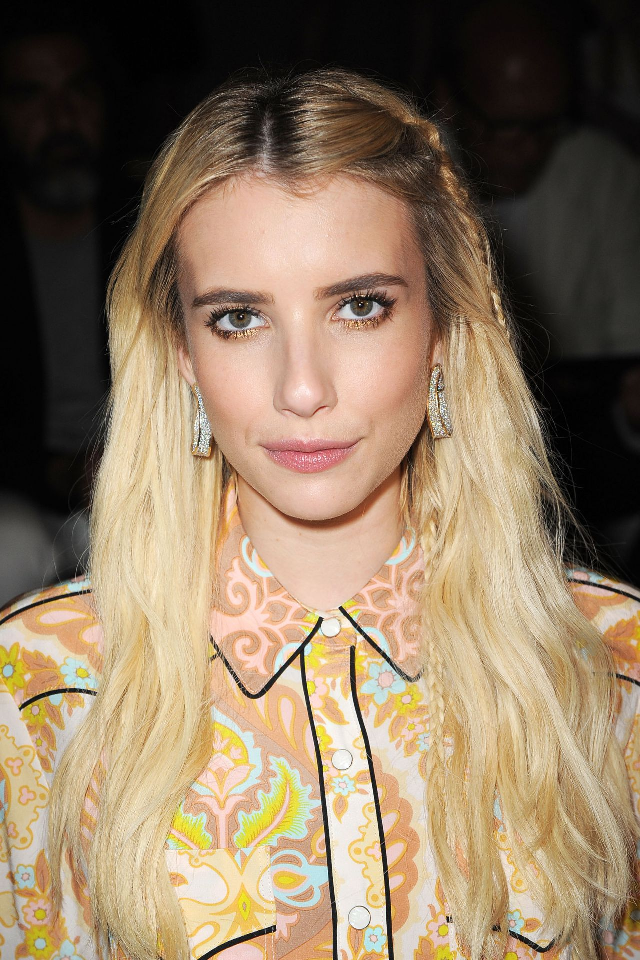 Emma Roberts - Coach 1941 Show at New York Fashion Week 9 ... Emma Roberts