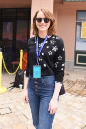 Emma Stone - 2016 Telluride Film Festival, Colorado 9/3/2016