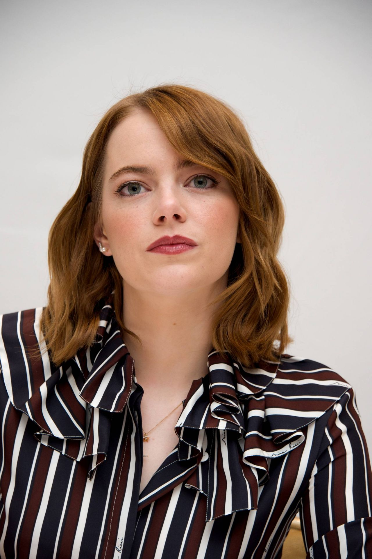 Emma Stone La La Land Tiff 2016 Press Conference